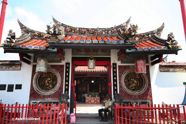 Image result for cheng hoon teng temple malacca